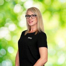 Julie Sutcliffe, Sales representative