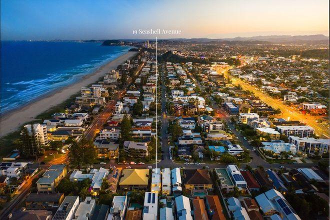 Picture of 19 Seashell Avenue, MERMAID BEACH QLD 4218