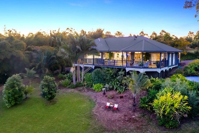 Picture of 1407 Cooroy Belli Creek Road, RIDGEWOOD QLD 4563