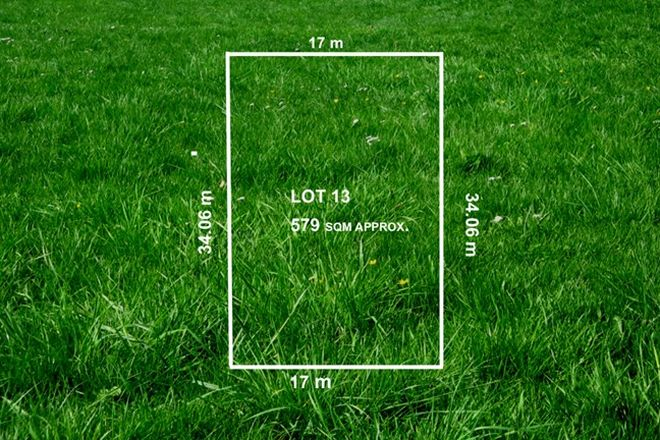 Picture of Lot 13 Wakeful Crescent, DROUIN VIC 3818