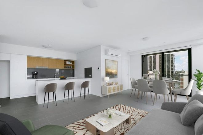 Picture of 501/2-4 Land Street, TOOWONG QLD 4066
