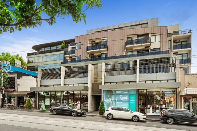 Picture of 401/57 Toorak Road, SOUTH YARRA VIC 3141