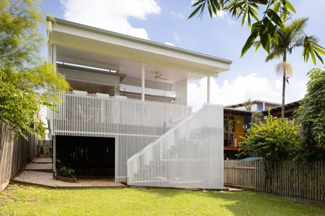Picture of 23 Baynes Street, HIGHGATE HILL QLD 4101