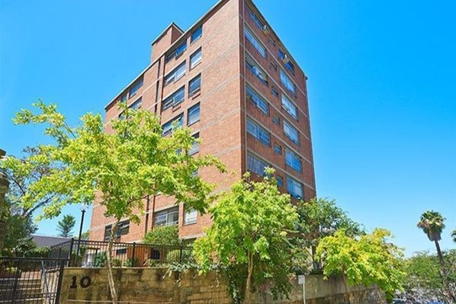 Picture of 33/10 Barncleuth Square, ELIZABETH BAY NSW 2011