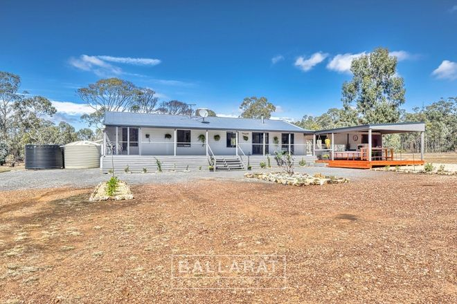 Picture of 215 Goldsborough Road Goldsborough, DUNOLLY VIC 3472