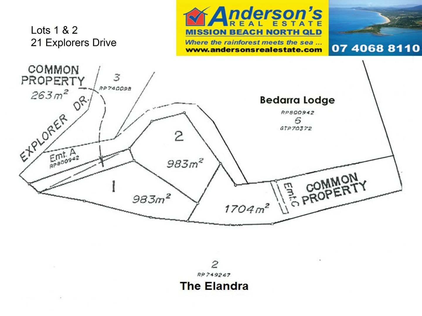 21 Explorers Drive, South Mission Beach QLD 4852, Image 1
