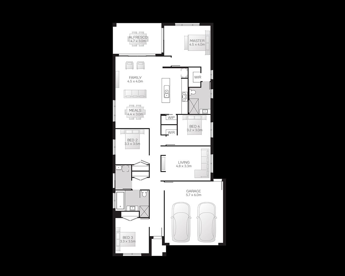 Lot 111 New Road, South MacLean QLD 4280, Image 1