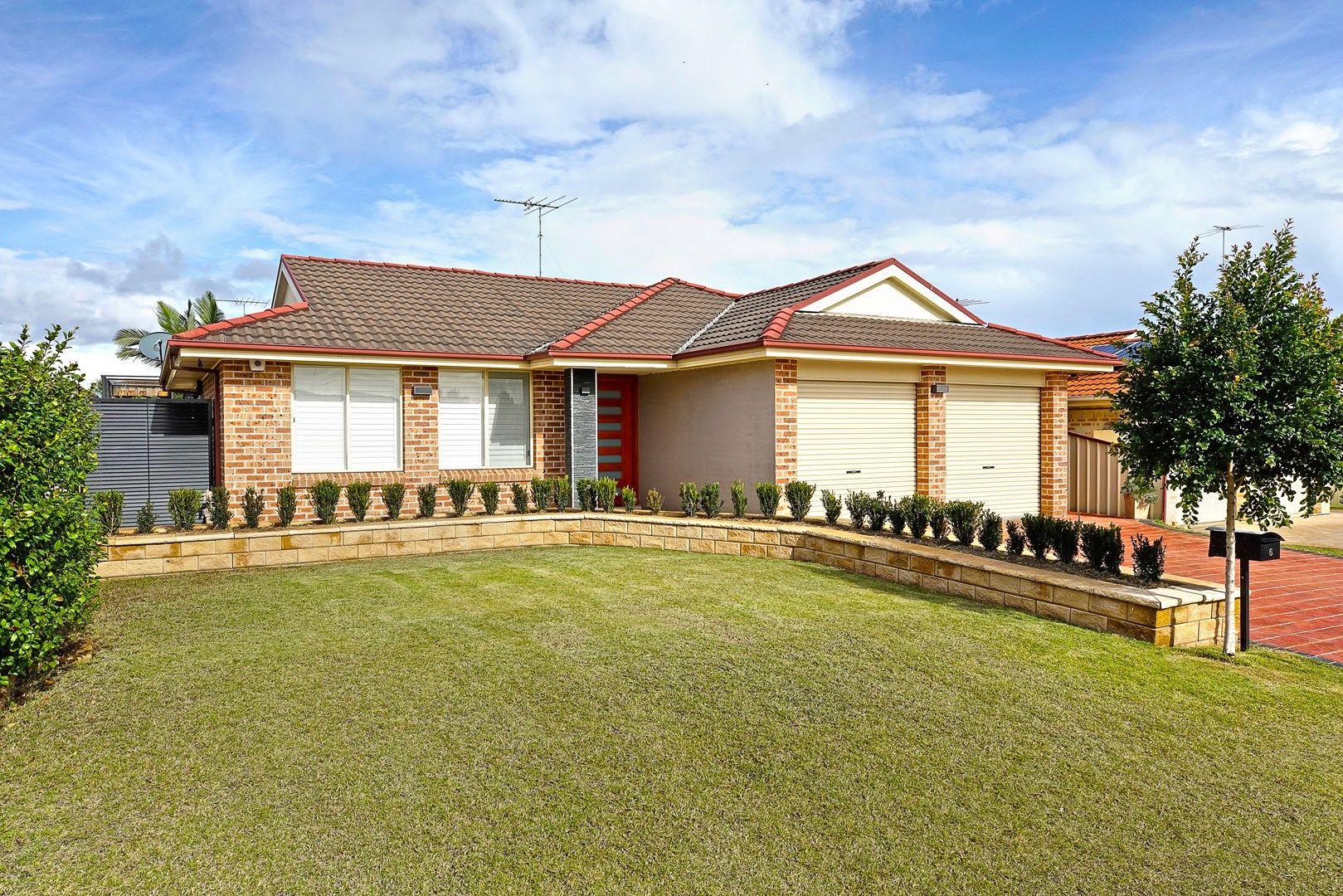 6 Gleneagles Way, Glenmore Park NSW 2745, Image 0