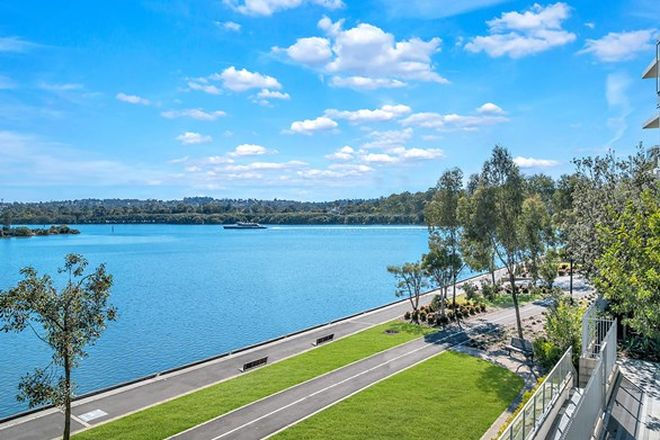 Picture of 44 SHORELINE DRIVE, RHODES, NSW 2138