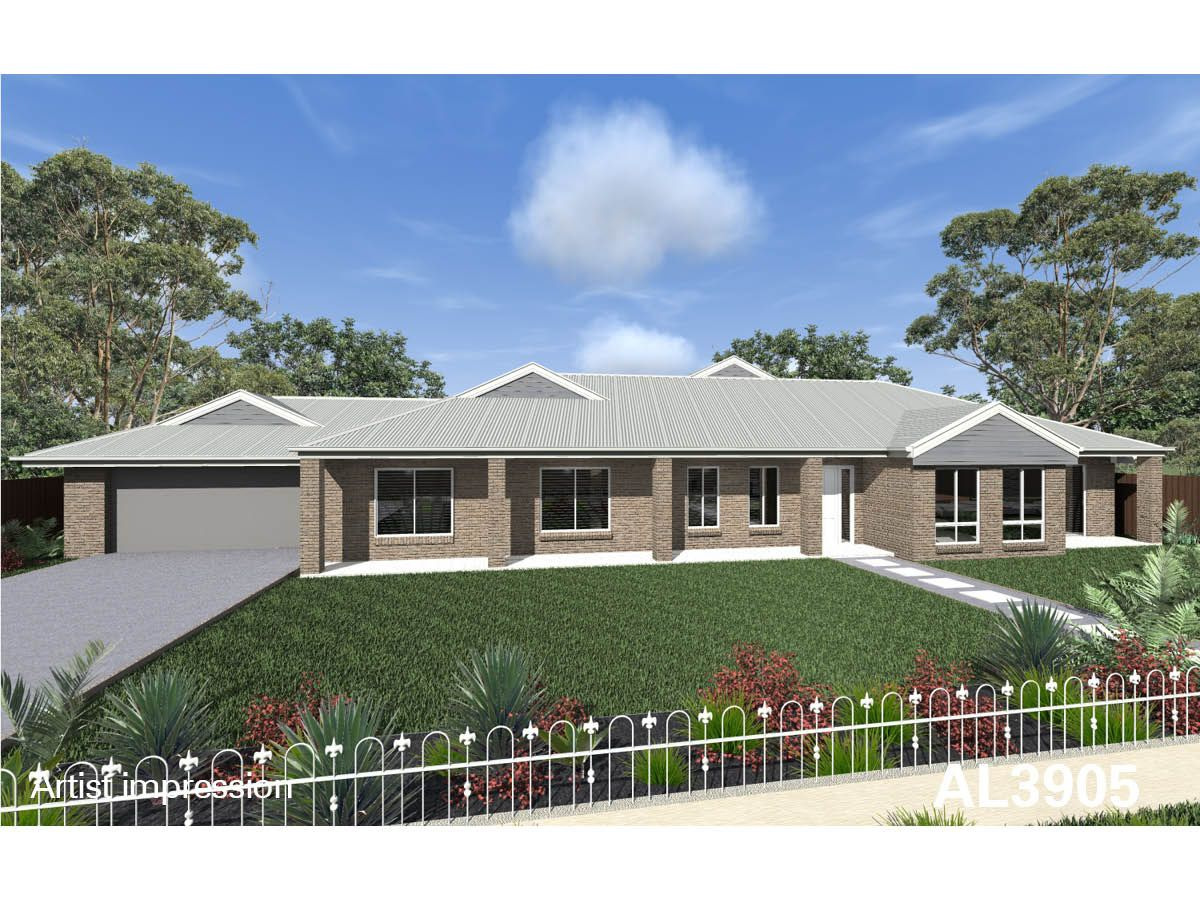Lot 37 Doncaster Drive, Rosenthal Heights QLD 4370, Image 2
