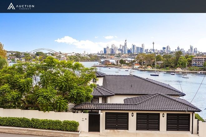 Picture of 31 Huntleys Point Road, HUNTLEYS POINT NSW 2111