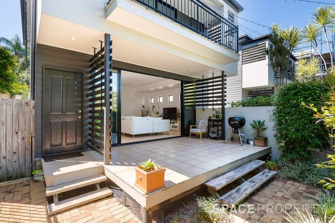Picture of 1/19 Conon Street, LUTWYCHE QLD 4030