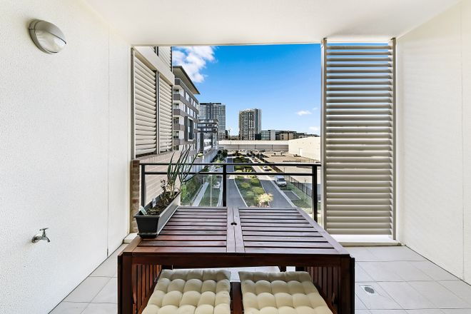 418/16 Baywater Drive, WENTWORTH POINT NSW 2127