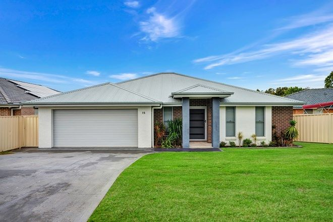 Picture of 15 Zieria Avenue, NORTH NOWRA NSW 2541