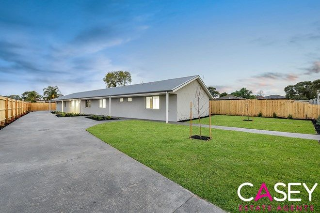 Picture of 2/52 Childers Street, CRANBOURNE VIC 3977