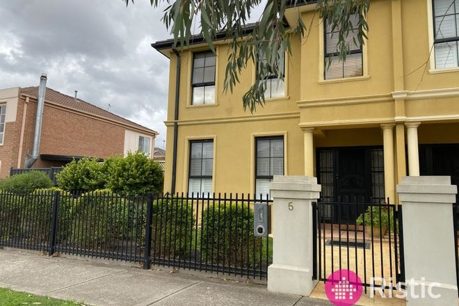 Picture of 5 Trinity Way, SOUTH MORANG VIC 3752