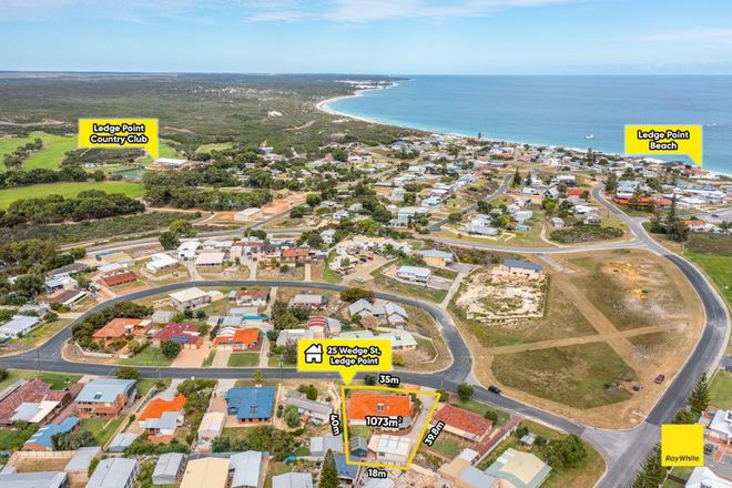 Picture of 25 Wedge Street, LEDGE POINT WA 6043