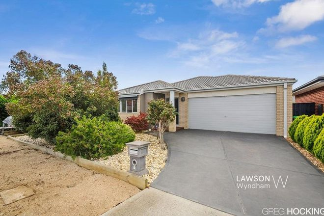 Picture of 7 Bristlebird Way, WILLIAMS LANDING VIC 3027