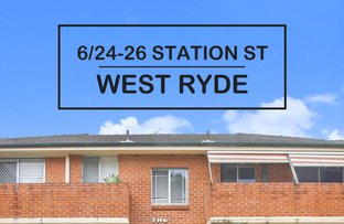 Picture of 6/24-26 Station Street, West Ryde NSW 2114