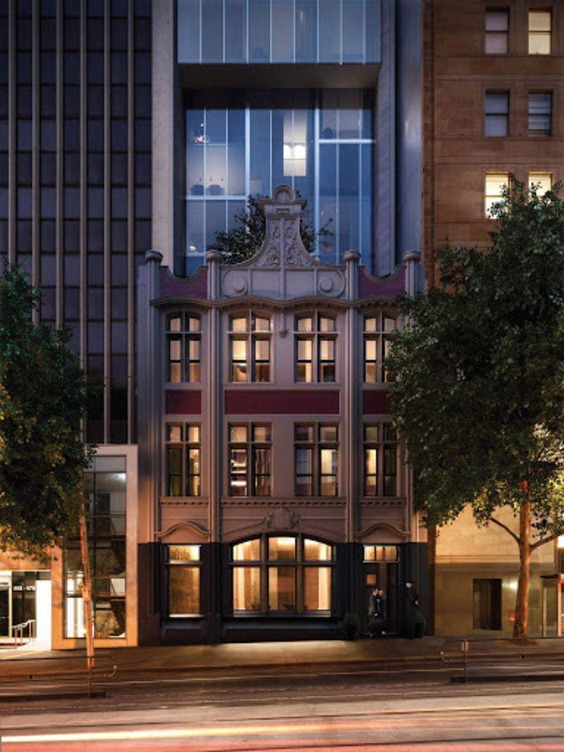 4007/464 Collins Street, Melbourne VIC 3000 - Apartment ...