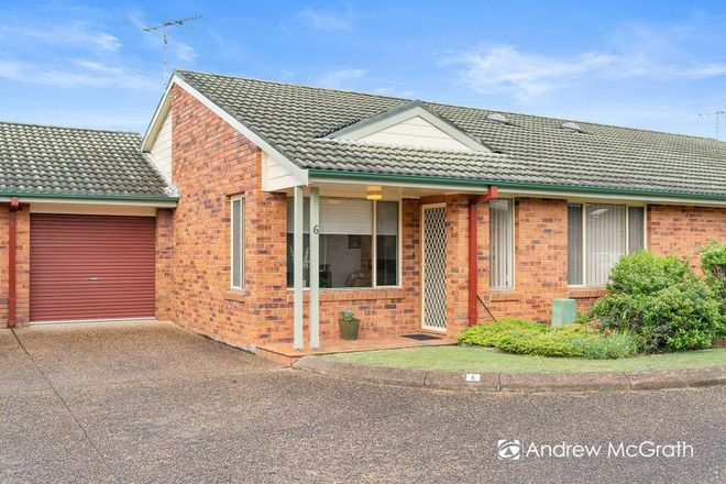 Picture of 6/25-27 Wood Street, SWANSEA NSW 2281