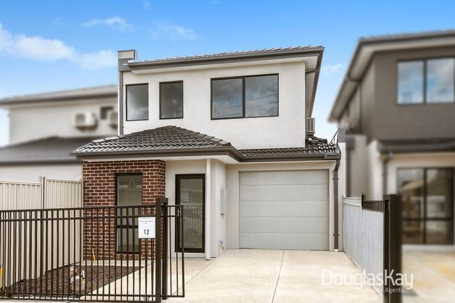 Picture of 12 Osbert Street, SUNSHINE VIC 3020