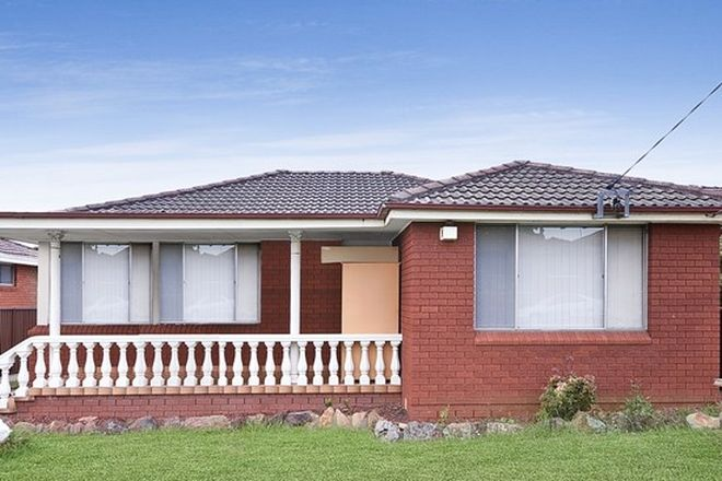 Picture of 38 Musgrave Crescent, FAIRFIELD WEST NSW 2165