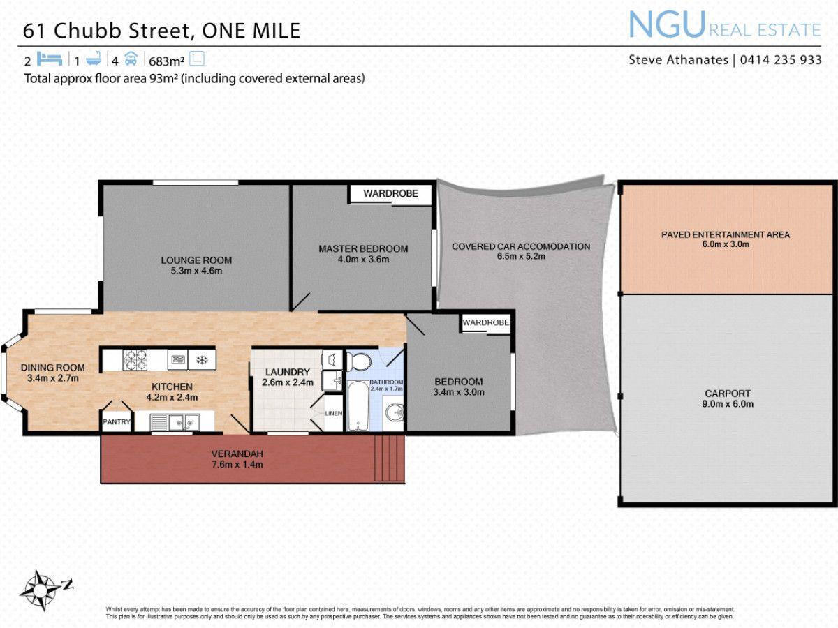 61 Chubb Street, One Mile QLD 4305, Image 1