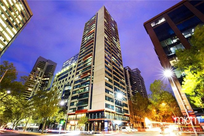 Picture of 2211/181 ABeckett Street, MELBOURNE VIC 3000