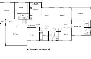 Picture of 24 Gussey Street, Moncrieff ACT 2914