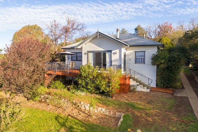 Picture of 4 Wellington Street, MOLONG NSW 2866