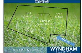 23 Minstrel Close, Wyndham Vale VIC 3024