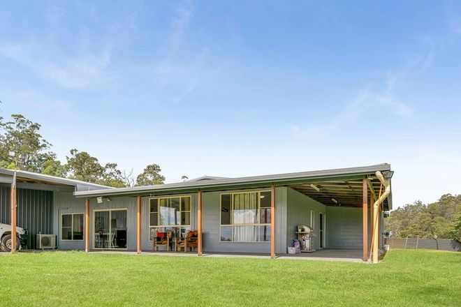 Picture of 6 O'Learys Road, KUNDABUNG NSW 2441
