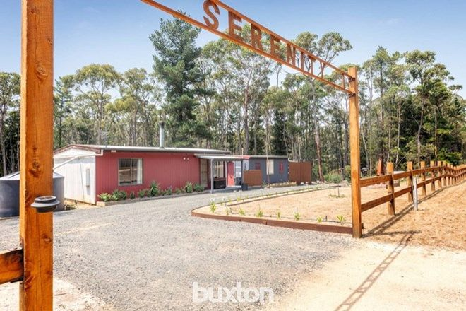 Picture of 81 Race Road, ROSS CREEK VIC 3351