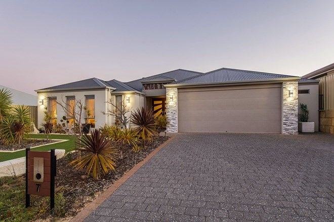 Picture of 7 Barringarra Concourse, MADORA BAY WA 6210