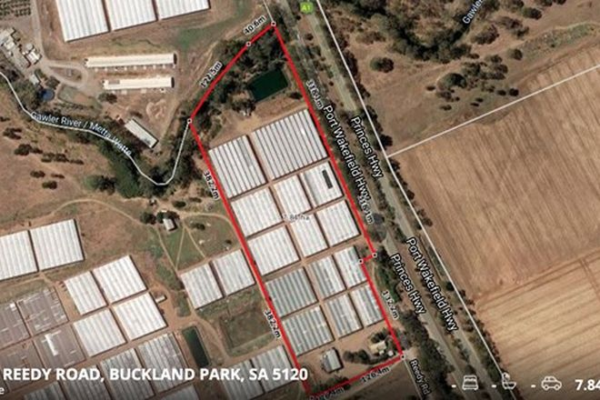 Picture of 105 Reedy Road, BUCKLAND PARK SA 5120