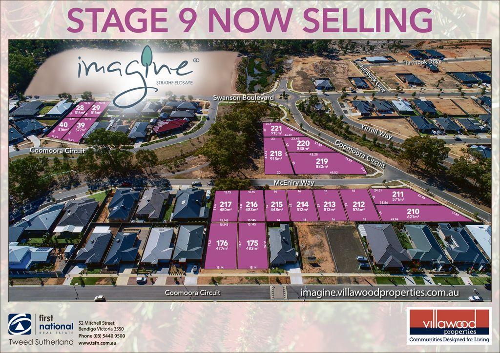 All Stages Imagine Estate, Strathfieldsaye VIC 3551, Image 0