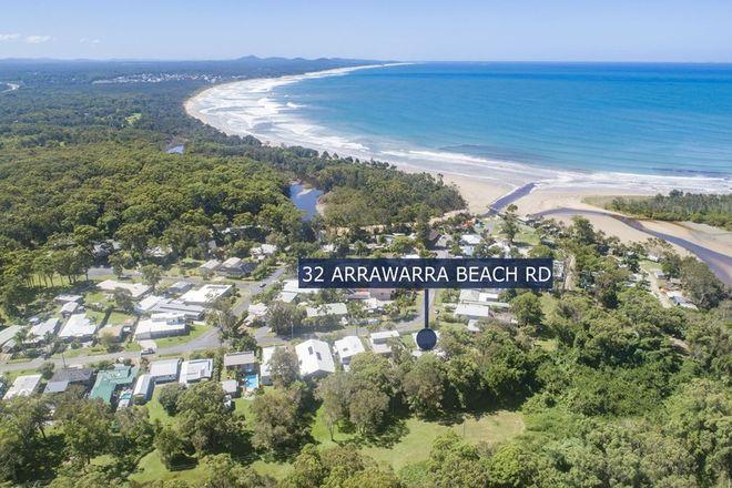 Picture of 32 Arrawarra Beach Road, ARRAWARRA NSW 2456