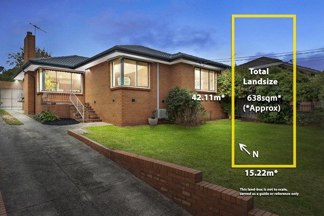 Picture of 45 Oakpark Drive, CHADSTONE VIC 3148