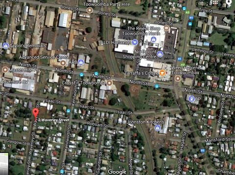 2A Waverley Street, North Toowoomba QLD 4350, Image 1
