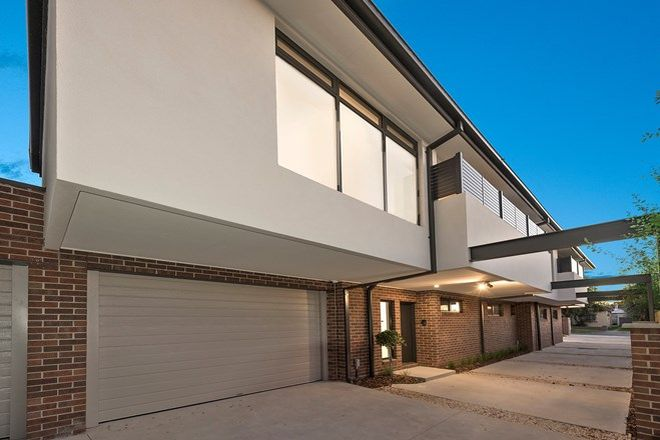 Picture of 2/11A Marquis Street, ASHBURTON VIC 3147