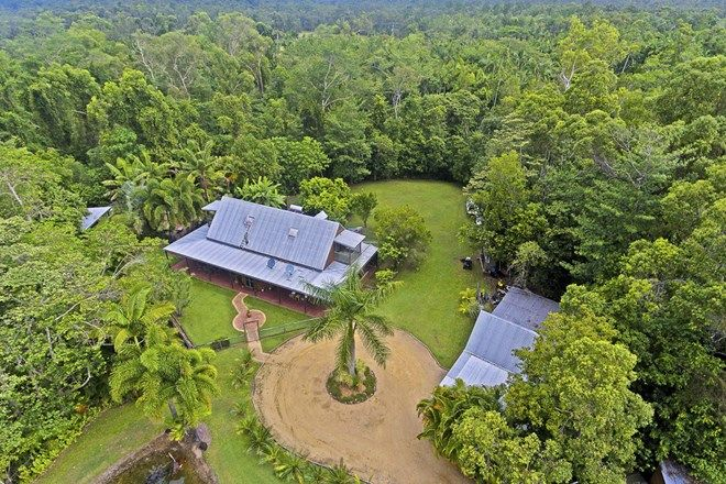 Picture of 76 Yaxleys Road, BYFIELD QLD 4703