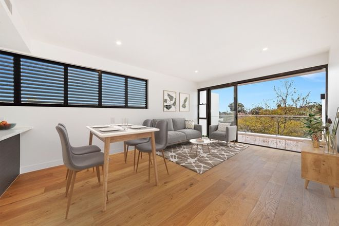 Picture of 305/467 Miller Street, CAMMERAY NSW 2062