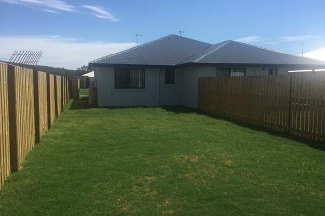 Picture of 1/22 Lacewing Street, ROSEWOOD QLD 4340