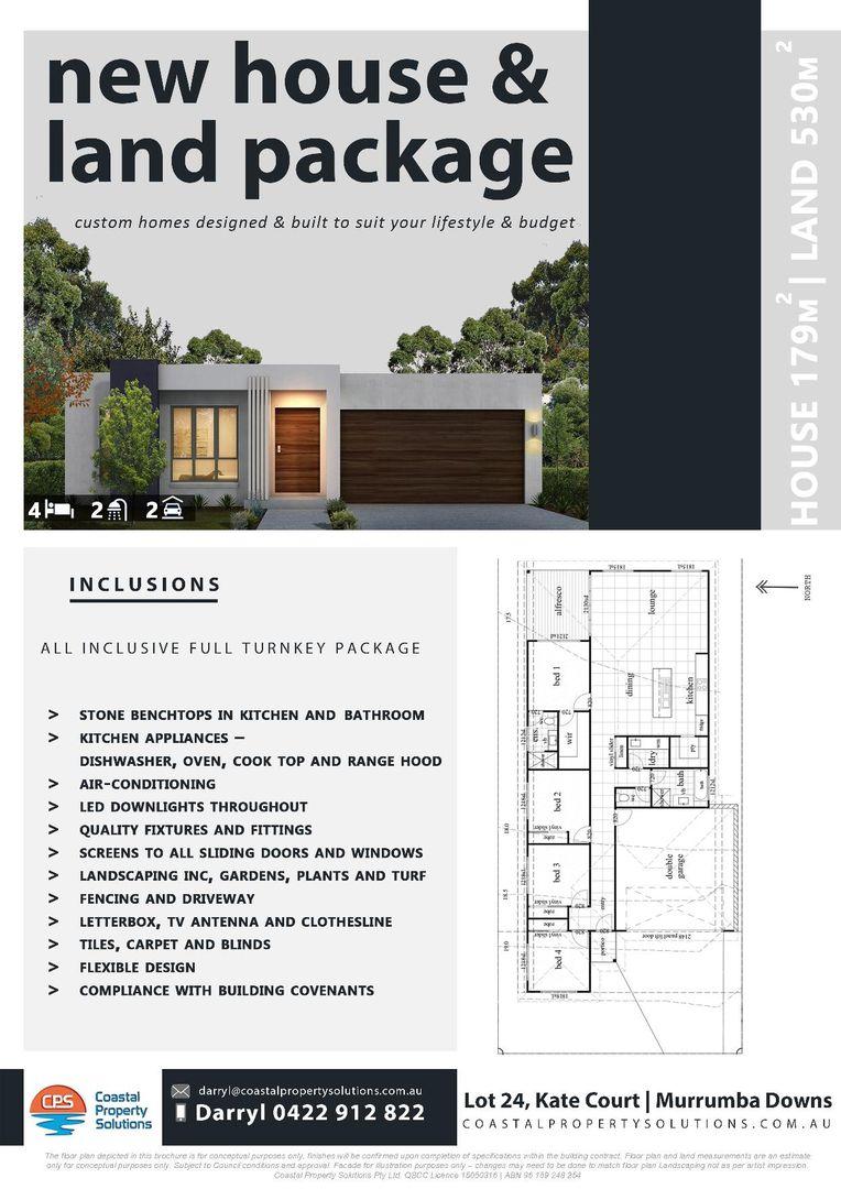 14 (Lot 24) Kate Court, Murrumba Downs QLD 4503, Image 2