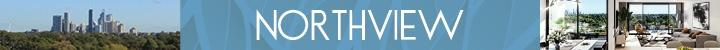 Branding for NorthView Residences