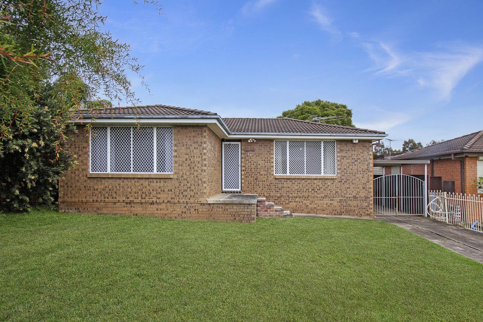 13 Bach Place, Bonnyrigg Heights NSW 2177, Image 0
