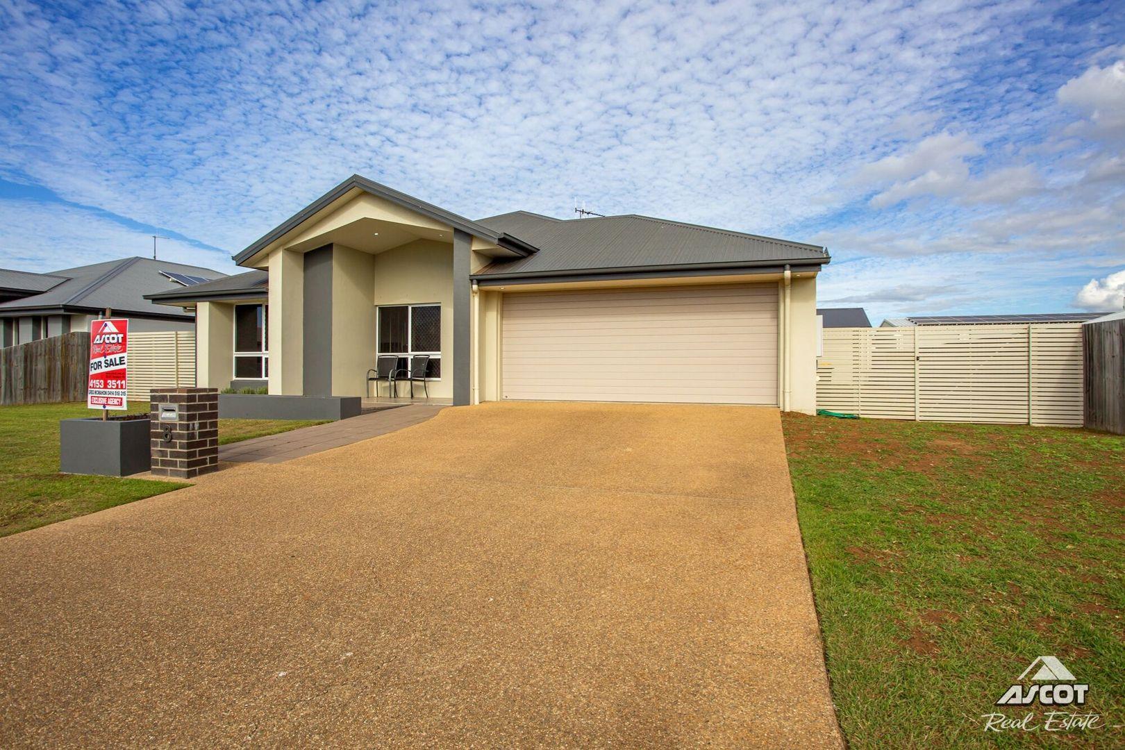 8 Torrisi Place, Kalkie QLD 4670, Image 1