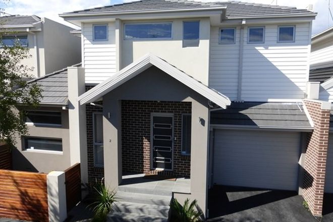 Picture of 2/21 Culloden Street, BRUNSWICK WEST VIC 3055
