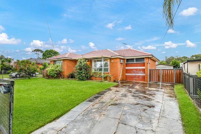 Picture of 47 Musgrave Crescent, FAIRFIELD WEST NSW 2165